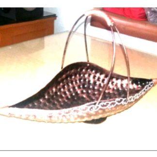 Iron handicraft boat tray